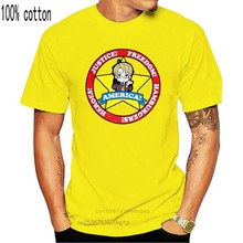 Legit Hetalia World Series Sd America Authentic Anime T-Shirt #59801 M Xl 2Xl 15Xl Tee Shirt