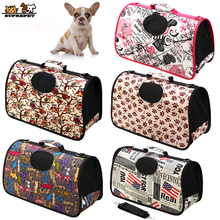 Pet-Carrier Pet-Products Cat-Bag Puppy Cat Travel Breathable for Dog Dismountable SUPREPET
