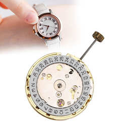 2813 Watch Movement Set Automatic Mechanical Wristwatch Movement Replacement Accessory Gold Watchmaker Watch Part Repair Tool
