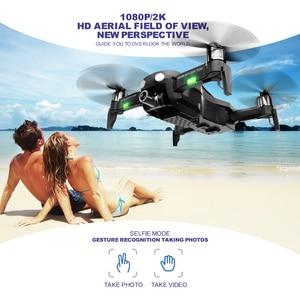 Image 5 - F8 Anti shake Gimbal Drone 4K 5G WIFI GPS Drones kamera ile HD 1 km quadcopter SD kart drone profesyonel VS SG907 L109