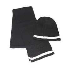 007# шапка и шарф для мужчин мода шарф 100% хлопок шарфы на зиму женские и мужские длинные размер обертывания 158x19cm