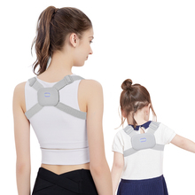 Smart Posture Corrector Straight Back Spine Corrector Back Support Pain Relief Adjustable Intelligent Posture Corrector Unisex ботинки лыжные spine nnn spine smart черный р 37