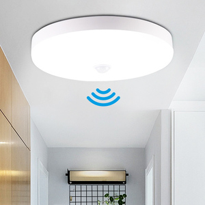 1pcs LED Ceiling Light PIR Mot