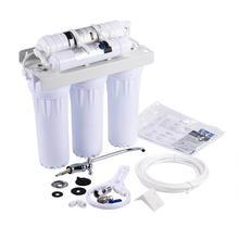 5 bühne Wasserfilter Filter Trinkwasser Filtration System Brunnen Hause Wasser Filter