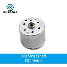 1.5mm As Diameter 310d Elektrische Machines 6 v-12 v. Mute 310 Motor Zonne-energie Elektrische Machines Model Speelgoed(China)