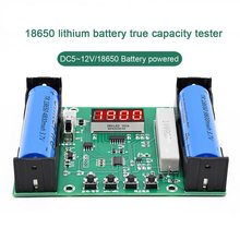 XH-M240 18650 Lithium Battery Capacity Tester MaH MwH Digital Discharge Electronic Load Battery Monitor New