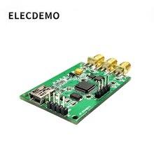 Générateur dondes carrées à trois canaux, horloge/Module de générateur dondes carrées 8K 100M, haute précision 12 résolutions