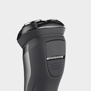 Image 5 - SOOCAS rasoir électrique Mijia ES3, Rechargeable, avec affichage numérique LED 3D, pour barbe, pour hommes, Xiaomi 5