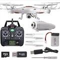 Lozenge x5c (versão de atualização) rc zangão 6-axis helicóptero de controle remoto quadcopter com câmera de 2mp hd ou x5 rc dron não veio