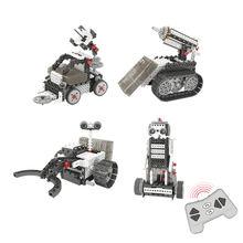 Вдохновение technic rc Робот строительные блоки создатель город
