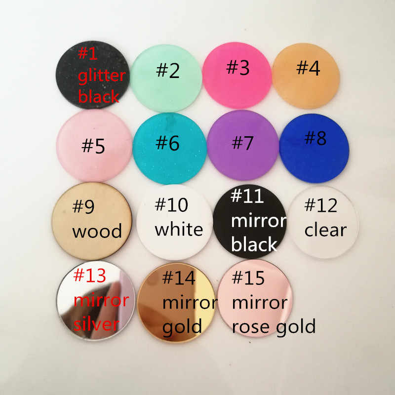 Pesonalized กระจกอะคริลิคโกลด์ออกแบบชื่อป้ายไม้ทารกที่กำหนดเองชื่อป้ายแต่งงานวันเกิด Baby Shower Shop Sign