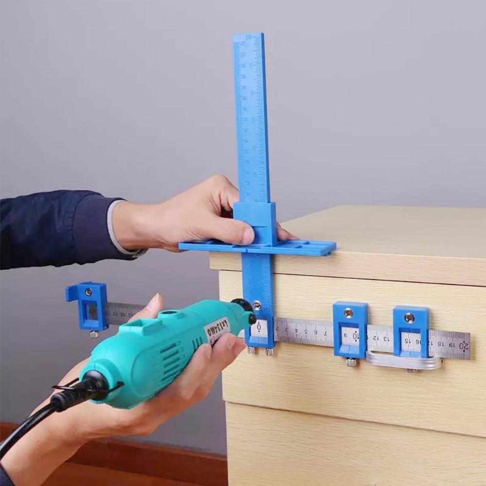 Drill Measuring Ruler Tool