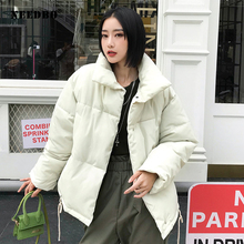 Winter Jacket Women Plus Size Free Shiping Coat White Veste Female Woman Coats 2019 Parka Outwear