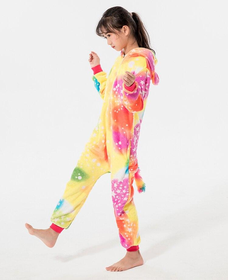 pijama dos desenhos animados animal cosplay pijama