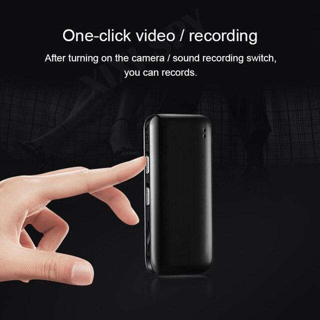 MINI camera 1080P HD DV Professional Digital Voice Video recorder small micro sound brand XIXI SPY Dictaphone secret home 2