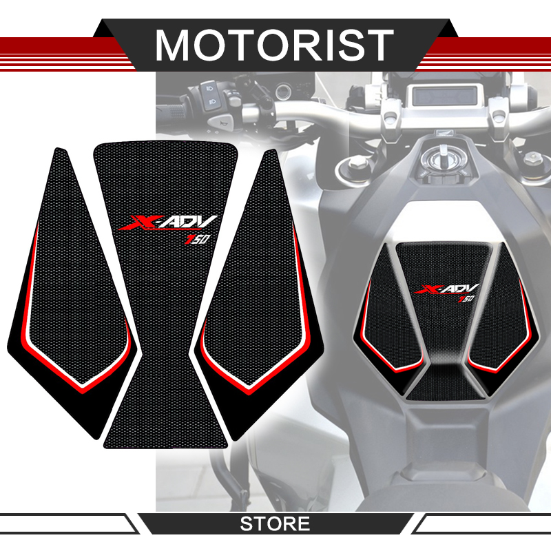 Motorcycle 3D sticker front fuel tank Prevent scratc fuel tank pad sticker Protector decals suitable for Honda X-ADV xadv 750