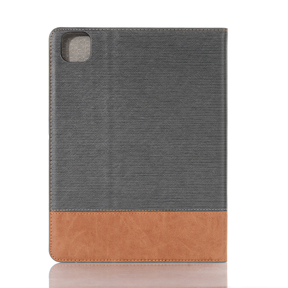 Brown For For 2020 12 Back Case Pro PU iPad Tablet Series Business Pro iPad 9 2020 Cover