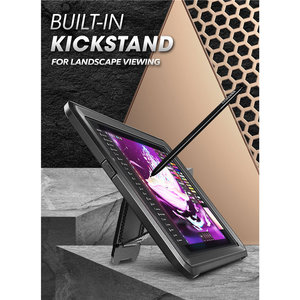 Image 4 - SUPCASE For Samsung Galaxy Tab A 8.0 Case (2019) SM T295/SM T290 UB Pro Full Body Rugged Case with Built in Screen Protector