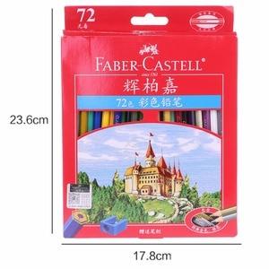 Image 5 - 72 Pcs Faber Castell עפרונות צבעוניים לפיס דה Cor אנשי מקצוע אמן ציור שמן צבע עיפרון סיטונאי