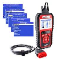 OBD2 ODB2 Scanner Auto Diagnostic Scanner KW850 Full Function Car Diagnosis Car Scanner Universal OBD Engine Code Reader