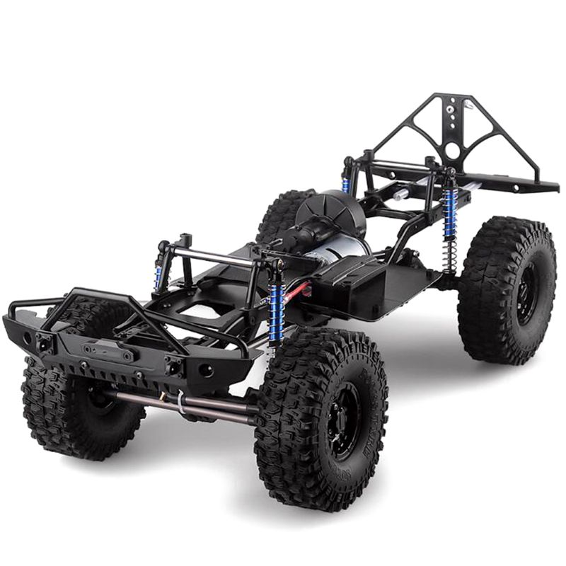 313mm/12.3 Inch Wheelbase Chassis For 1/10 RC Crawler SCX10 II 90046 90047