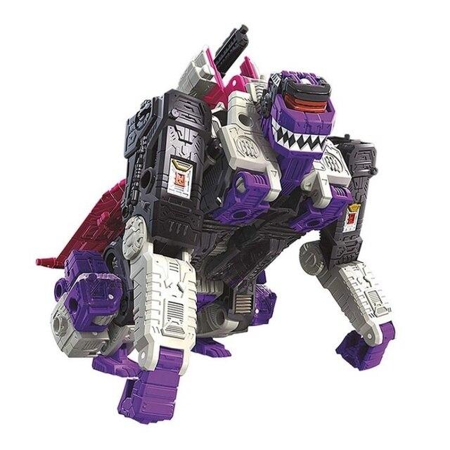 Siege War dla Cybertron Apeface 3 Changer Robot klasyczne zabawki dla chłopców figurki