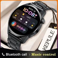 2021Men #8217 sNew inteligentny zegarek zegarek Bluetooth zegarek IP67 wodoodporny sport Fitness tętno zegarek dla Huawei Android IOS inteligentny zegarek tanie tanio Vieruodis CN (pochodzenie) Na nadgarstek Zgodna ze wszystkimi 128 MB Krokomierz Rejestrator aktywności fizycznej Rejestrator snu