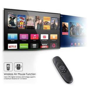 Image 5 - MRSVI C120 Retroilluminazione 2.4G Wireless Air Mouse mini Tastiera per Android Smart TV Box Finestre del computer pc di controllo remoto