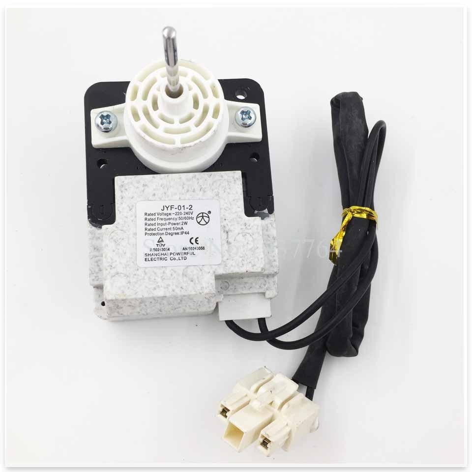 100% جديد لحسن العمل عالية الجودة للثلاجة موتور الفريزر موتور JYF-01-2 B03081051