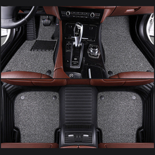 Custom fit car floor mats for Dodge journey JCUV Caliber 3Dcar-styling heavy duty all weather protection carpet floor liner