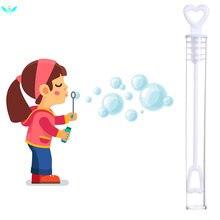 48 шт волшебная палочка в форме сердца пузырчатая бутылка для
