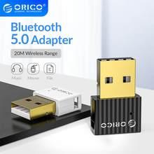 ORICO – adaptateur USB Dongle Bluetooth 4.0 5.0, pour PC, haut-parleur, souris, ordinateur portable, Mini, sans fil, récepteur Audio, transmetteur