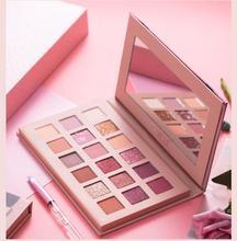 Eyeshadow Pallete 18 Color Colorful Waterproof Concealer Makeup Lasting-Effect Eye Shadow