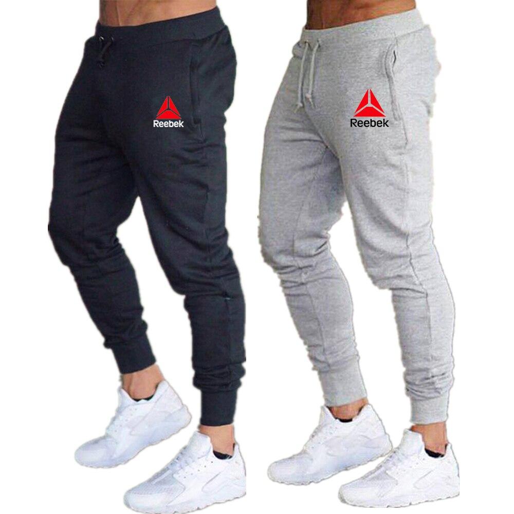 2019 Spring Men Jogging Pants GYM Training Pant Sportswear Joggers Sports Pants Men Running Swearing Pants Jogging Sweatpants