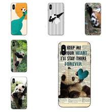 Panda Bff For Huawei Honor 5A 6A 6C 7A 7C 7X 8A 8C 8X 9 10 P8 P9 P10 P20 P30 Mini Lite Plus Popular Case(China)