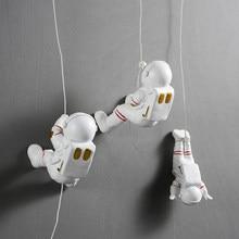 Nordic Wand Dekoration Astronaut Charakter Ornamente Wandbehänge Wohnzimmer Schlafzimmer Moderne Hause Dekoration Zubehör Geschenke
