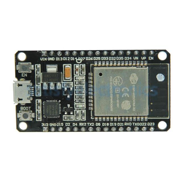 ESP32 開発ボード無線 lan + Bluetooth IoT スマートホーム ESP WROOM 32 ESP 32 ESP 32S
