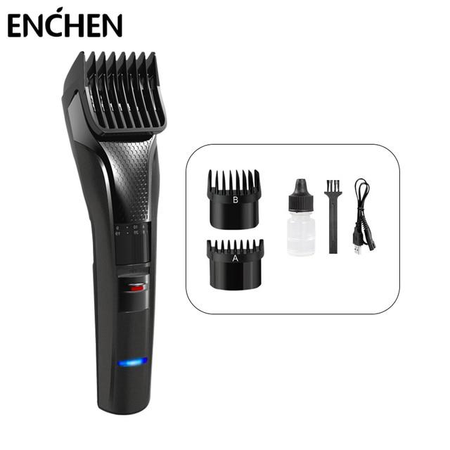 Электрическая машинка для стрижки волос ENCHEN Sharps3 1