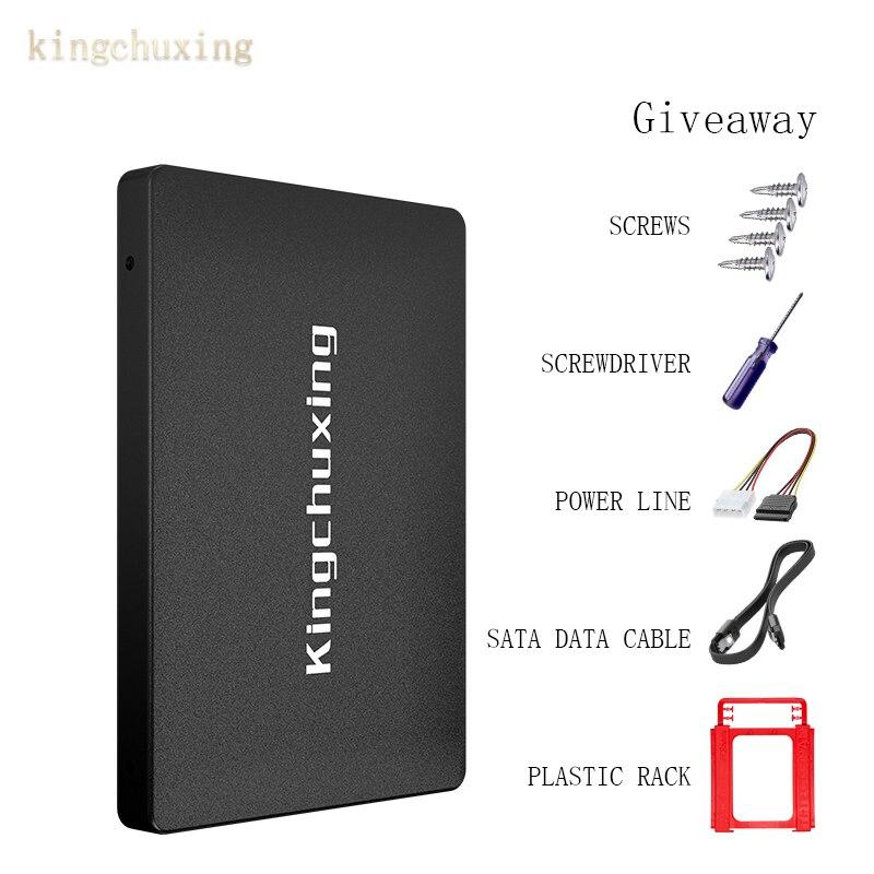 Kingchunxing SSD 512gb SATA III 1TB 500GB 2TB 128GB 256GB 2.5 Inch Internal Solid State Drive Ssd диск for Laptop Desktop