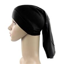 2021 новейший исламский мусульманский женский головной шарф