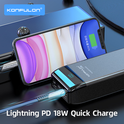 QC 3.0 Power bank 30000mah PowerBank Batterie Externe пауэр банк Prtable Charger For Laptop/ Notebook For Mobile Phone