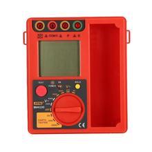 SZBJ BM4100 High Sensitive Digital Earth Ground Insulation Resistance Meter Testing Voltmeter Megohmmeter 20-200 US