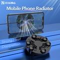 Coolreall jogo do radiador do telefone móvel universal cooler titular ventilador portátil ajustável dissipador de calor para iphone samsung huawei