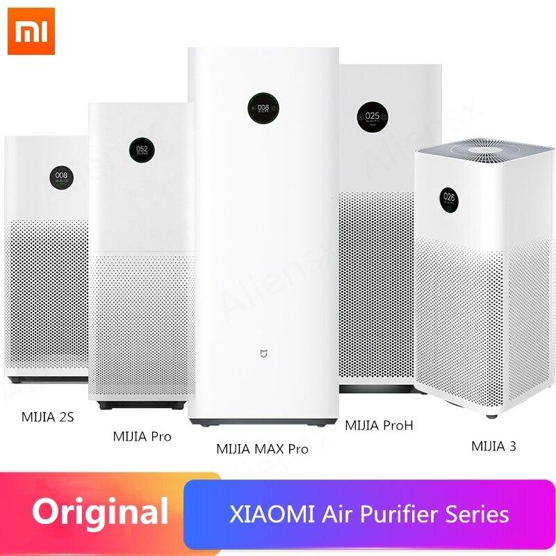 XIAOMI MIJIA Air Purifier Xiaomi 2S Air Purifier XIAOMI 3 Air Purifier  Xiaomi Pro ProH Xiaomi MAX Original And Brand New