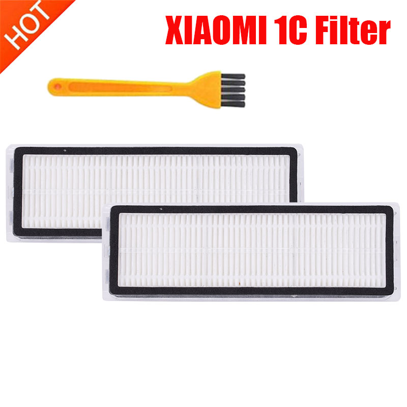 Xiaomi Mi Robot Vacuum Cleaner 1C Hepa Filter Cleaning Tool Parts Accessories