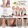 10 шт Детокс пластырь для ног улучшает сон патч для похудения уход за ногами наклейки для ног сжигание жира эффективный Анти целлюлит, снижен...