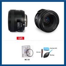 Yongnuo 35mm lens YN35mm F2.0 lens Wide angle Fixed/Prime Auto Focus Lens For Canon 600d 60d 5DII 5D 500D 400D 650D 600D 450D(China)