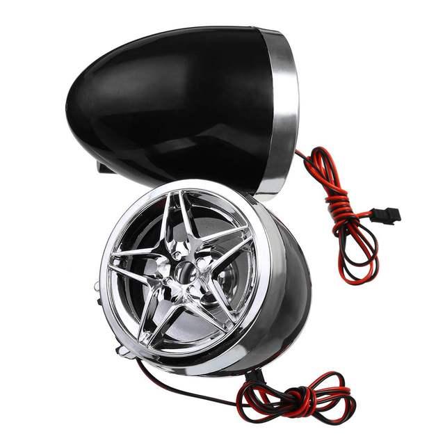 Motorcycle Studio Sound System  4