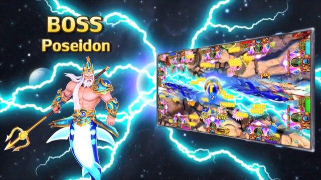 Hottest  Hunter 8 Player Casino Ocean King 3 Plus Poseidon's Realm 5
