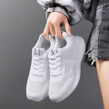 Women's Shoes Lightweight Summer New Women's Sports Shoes Breathable Non-slip Outdoor Sports Shoes Tenis Feminino Basket Femme